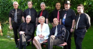 Gruppenfoto Saturday Morning Jazz Band